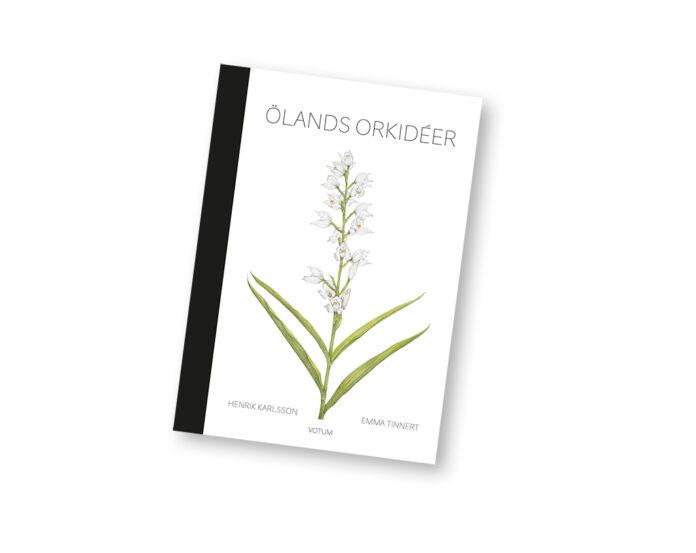 Bok | Ölands orkidéer