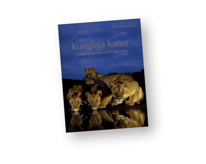 kungliga katter   Fotobok lejon, tiger, leopard, gepard